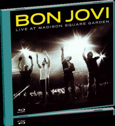 Dvd ed2k portal for Bon jovi madison square garden april 13
