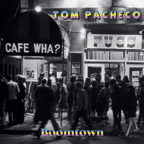 Boomtown - Tom Pacheco (2014)