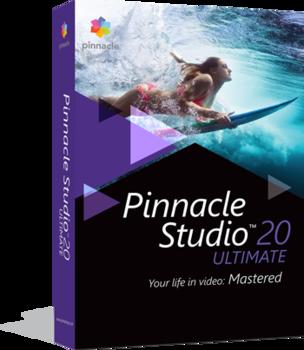 Pinnacle Studio Ultimate v20.0.1 Multi - ITA