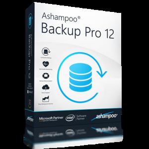 Ashampoo Backup Pro v12.04 Multilingual