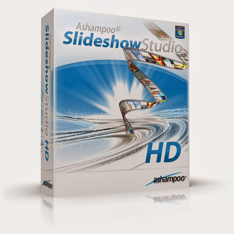 Ashampoo Slideshow Studio HD 4.0.6.1 Multilingual inkl.German