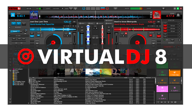 Atomix Virtual DJ v8.2 Build 3343.1200 Portable