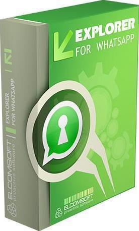 ElcomSoft Explorer for WhatsApp v2.60 Build 30943