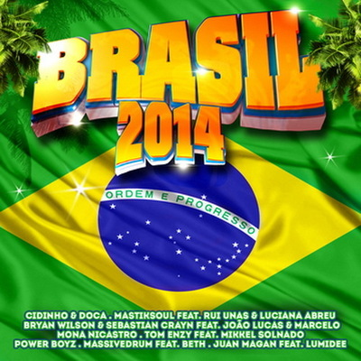 VA - Brasil 2014 (2014) .mp3 - 320kbps