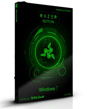 Windows 7 SP 1 Razer Edition (x64) 2018