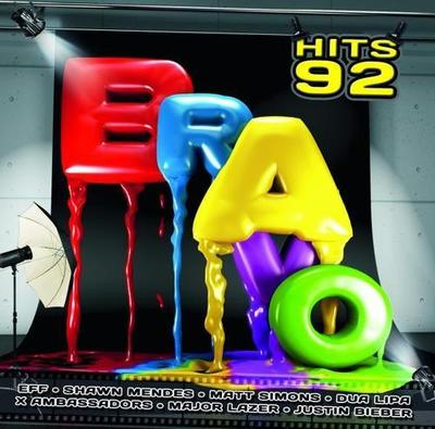 Bravo Hits Vol.92 [2CD] (2016) .mp3 - 320kbps