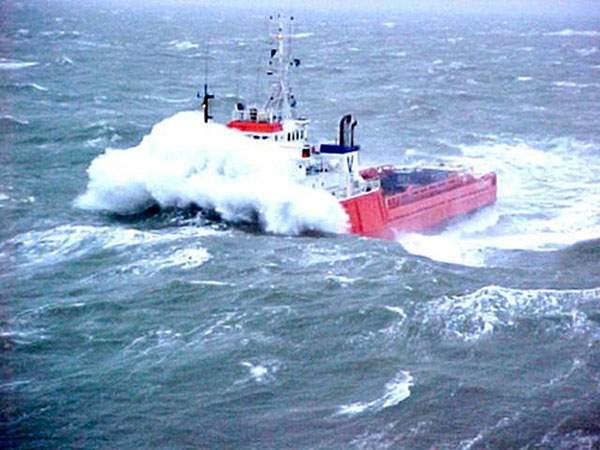 Wypadki na morzu 17