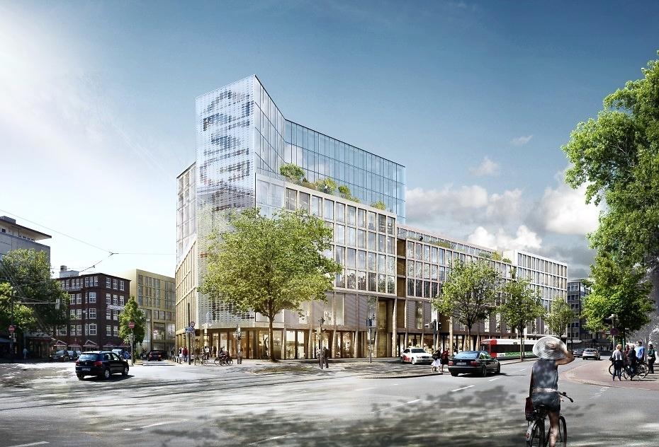 bremen city center ansgariquartier geplant deutsches architektur forum. Black Bedroom Furniture Sets. Home Design Ideas