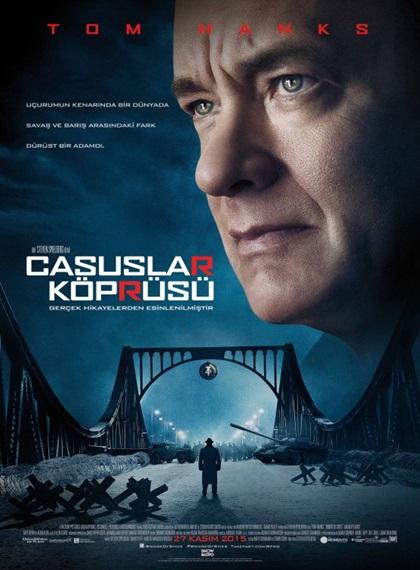 Bridge of Spies – Casuslar Köprüsü 2015 DVDSCR XviD Türkçe Altyazı – Tek Link