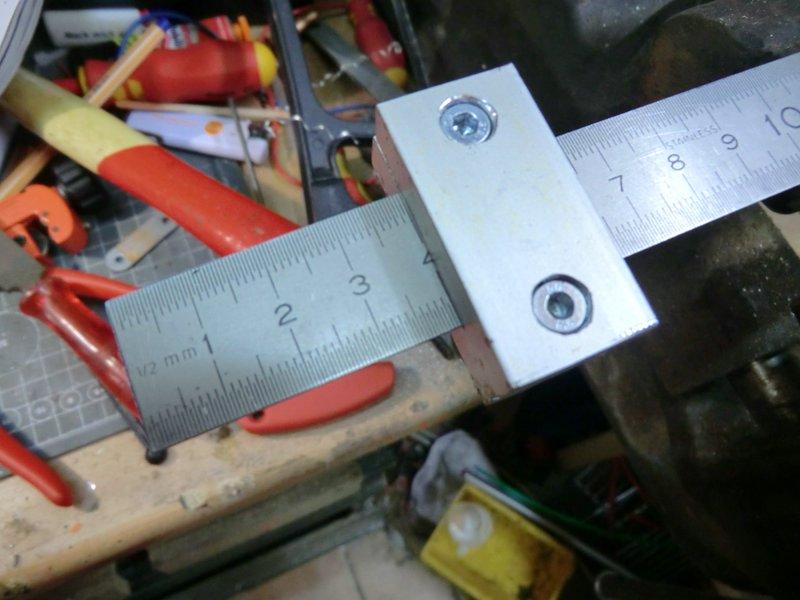 Bau einer Streichmaßlehre Broncocimg76033fsz3