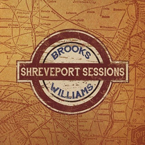 Brooks Williams - Shreveport Sessions (2014)