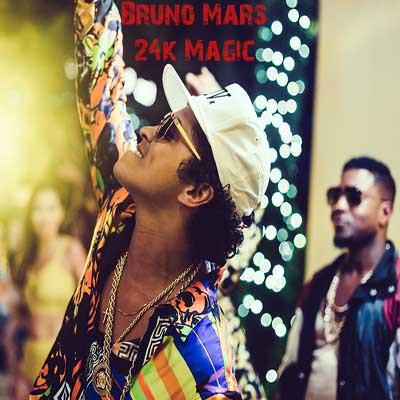 Bruno Mars - 24K Magic (Single) (2016)