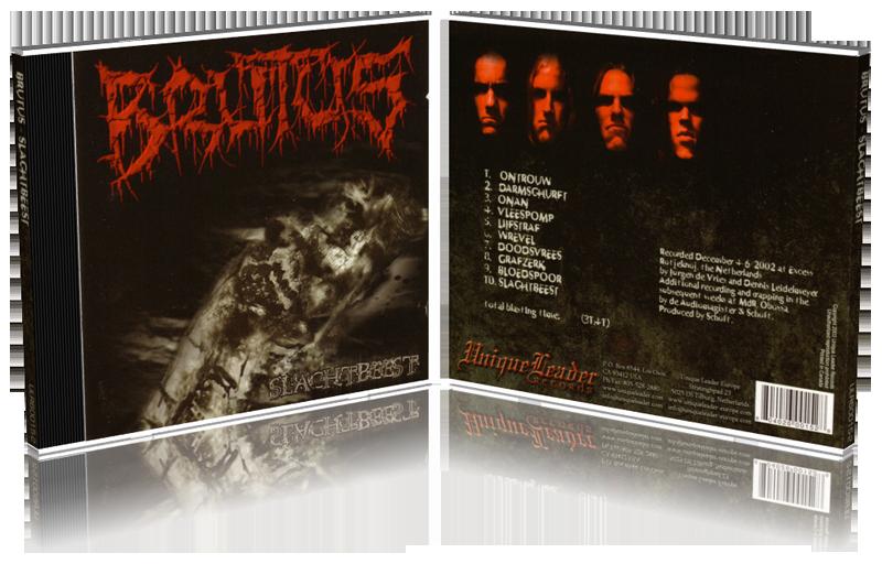 Brutus • Slachtbeest (2003) [Brutal Death Metal]