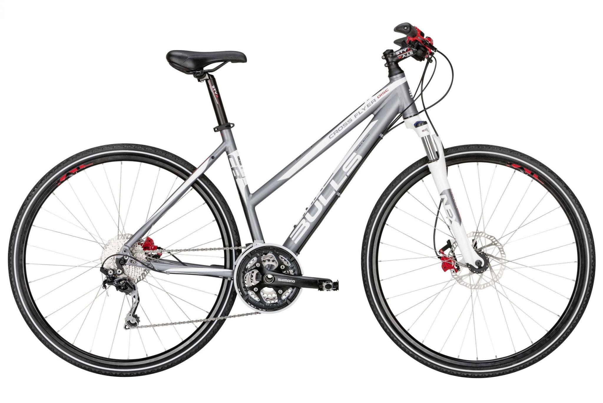 damen crossbike bulls cross flyer disc 28 fahrrad shimano. Black Bedroom Furniture Sets. Home Design Ideas