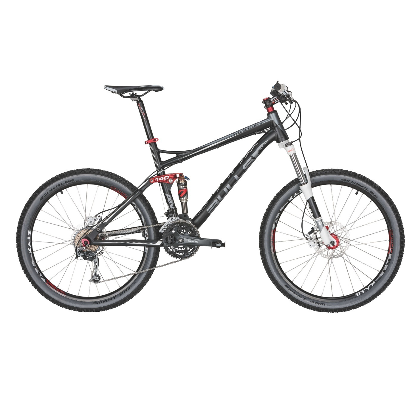 mountainbike bulls wild cup 1 fahrrad 26 zoll shimano. Black Bedroom Furniture Sets. Home Design Ideas