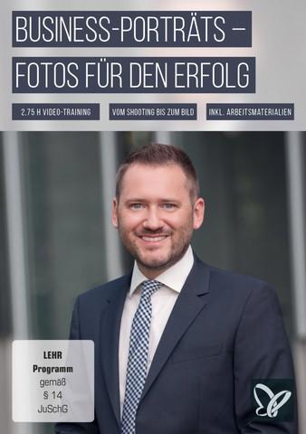: Psd Tutorials - Business Portraets Fotos für den Erfolg