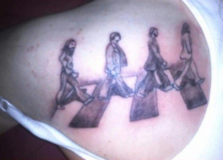 Najdziwniejsze tatuaże #2 19