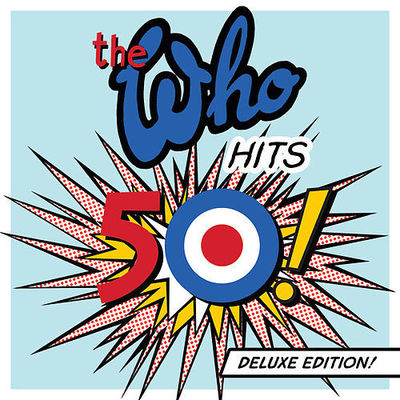 The Who - Hits 50! (Deluxe Edition) (2014)