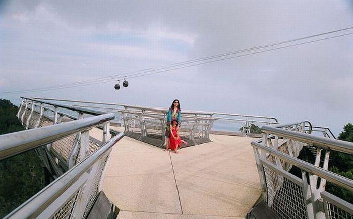 Sky Bridge w Malezji 9
