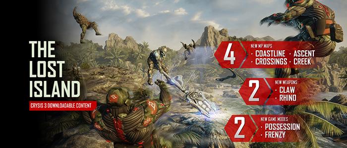 Crysis 3 DLC