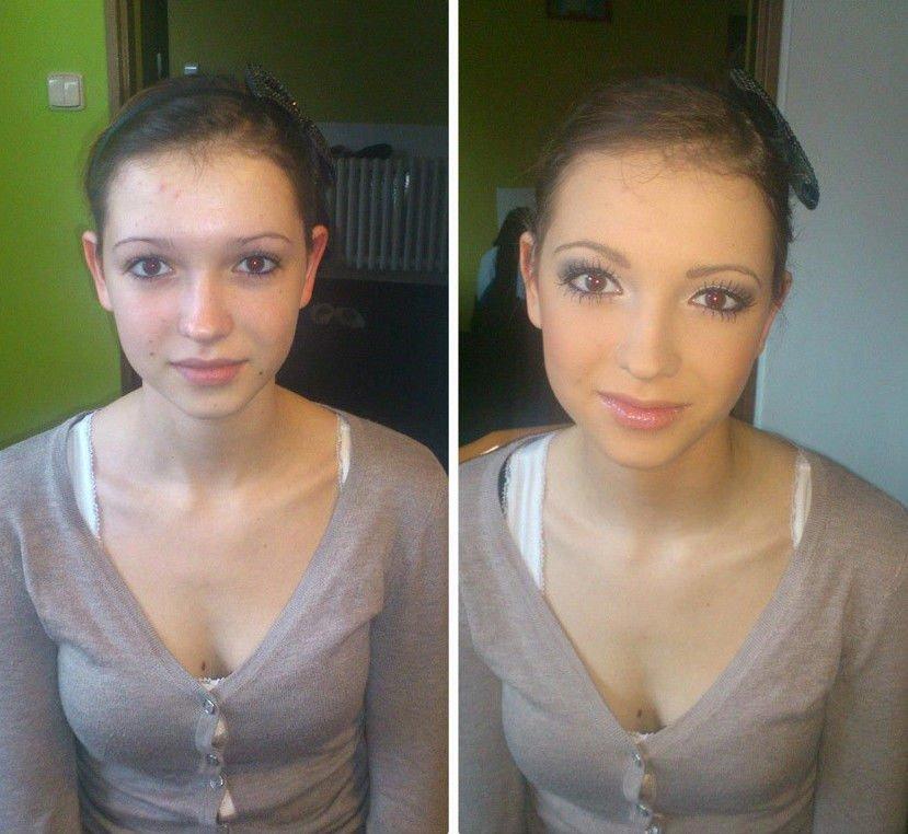 Magia makijażu #4 28