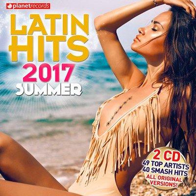 Latin Summer Hits 2017 (2017) .mp3 - 320 Kbps