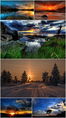 Beautiful Sunset (Part 33) .jpg .png - 1920x1200 - 5120x3200