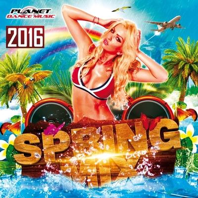 Spring Mix 2016 (2016) .mp3 - 320kbps
