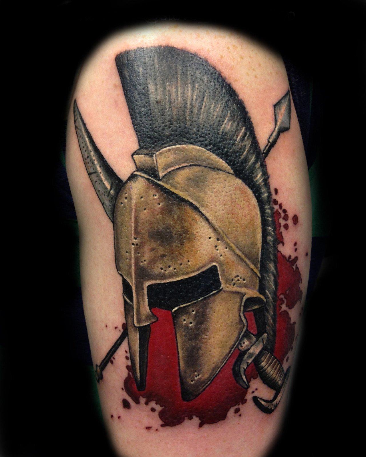 Świetne tatuaże 76