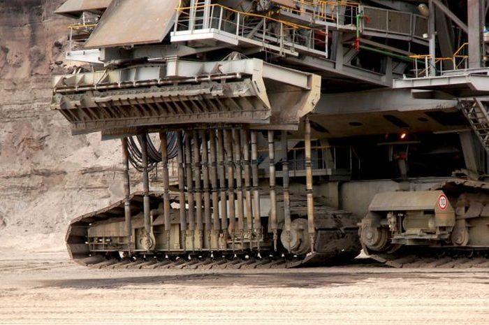 Bagger 288 - największy pojazd na świecie 5