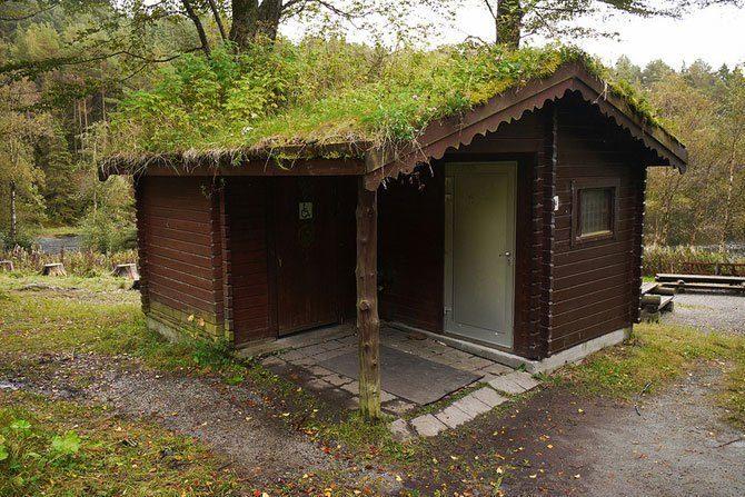 Zielone dachy w Norwegii #2 21