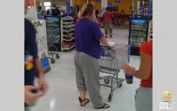 Moda w stylu Walmart 9