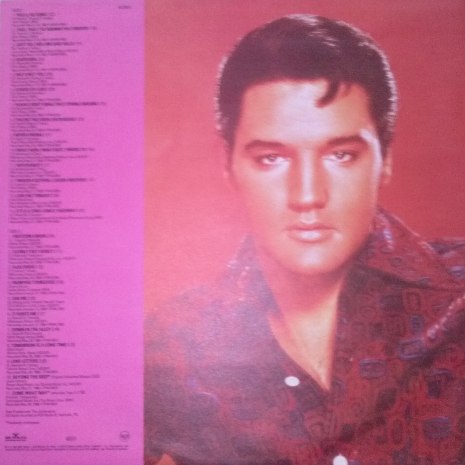 ELVIS - FROM NASHVILLE TO MEMPHIS - THE ESSENTIAL 60'S MASTERS Cam00105o5uu0