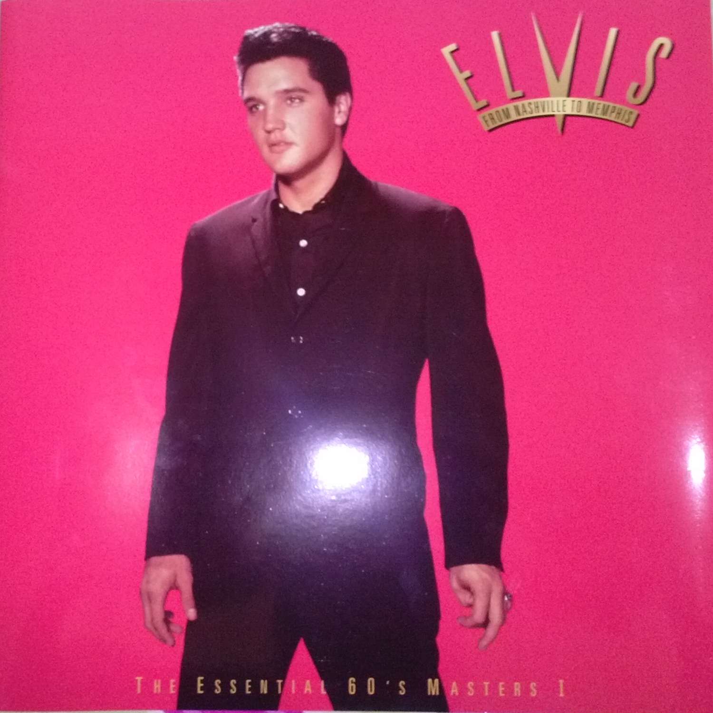 ELVIS - FROM NASHVILLE TO MEMPHIS - THE ESSENTIAL 60'S MASTERS Cam00114qezoq