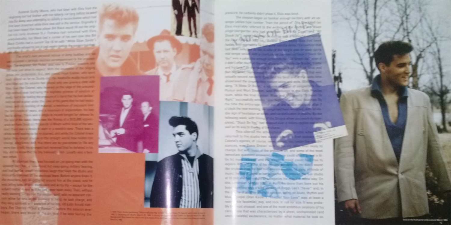 ELVIS - FROM NASHVILLE TO MEMPHIS - THE ESSENTIAL 60'S MASTERS Cam00117m1abh