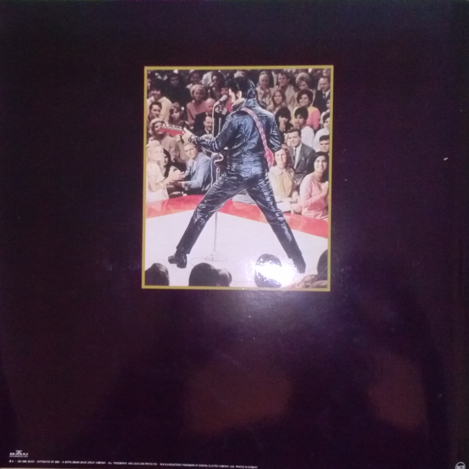 ELVIS - FROM NASHVILLE TO MEMPHIS - THE ESSENTIAL 60'S MASTERS Cam00138v1s3y