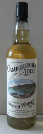 Campbeltown Loch Flasche