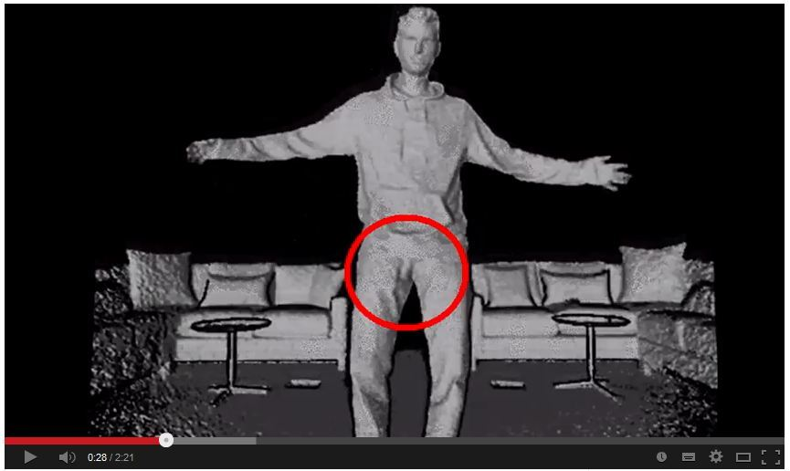 Watch Out Xbone Fans Kinect Can See Your Penis Neogaf