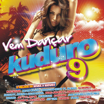 VA - Vem Dançar Kuduro 9 (2013) .mp3 - 320kbps
