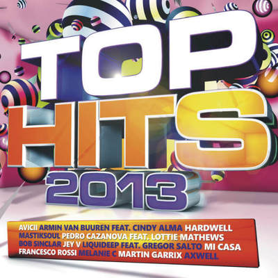 Top Hits 2013 (2013) .mp3 - 320kbps