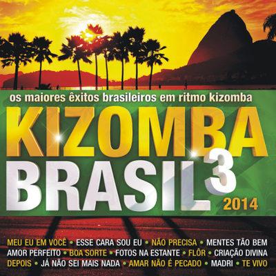 VA - Kizomba Brasil 3 (2014) .mp3 - 320kbps