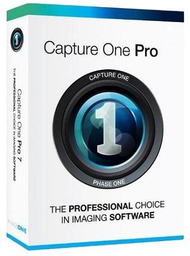Capture One Pro 10.2.0.74 Multilingual inkl.German - 64 Bit
