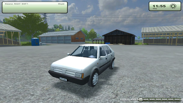 Farming Simulator 2013 Mods Car-v-3.0ztsvc