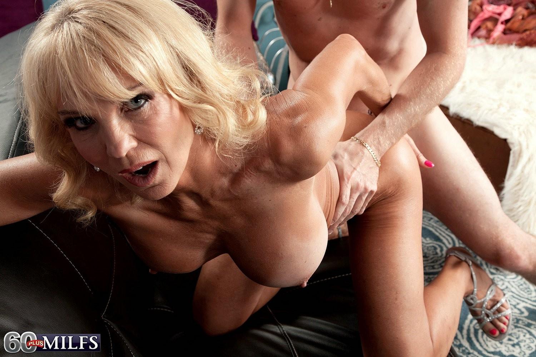 Hot granny action