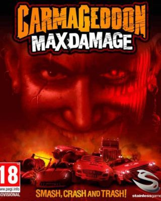 [PC] Carmageddon: Max Damage (2016) Multi - SUB ITA