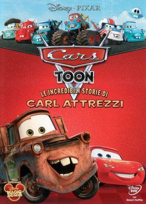 Cars Toon Le incredibili storie di Carl Attrezzi (2010).Dvd9 Copia 1:1 - ITA Multi