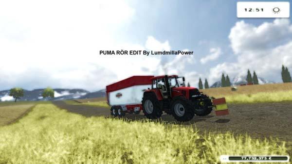 Case CVX 175 Run Sound Update By LudmillaPower v1.0