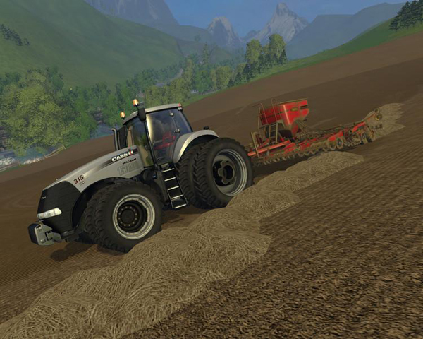 CASE IH 150 000TH MAGNUM v1.0