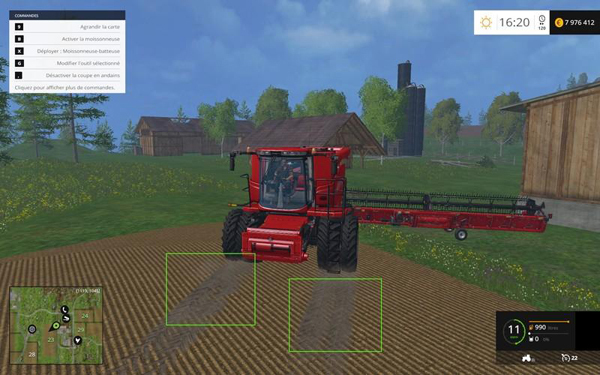 Case IH Axial Flow 9230 Twin Wheels edition v1.1