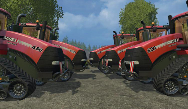 Case IH Quadtrac Pack v1.1